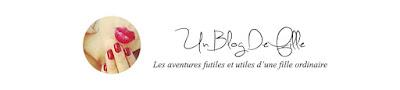 Un blog de fille