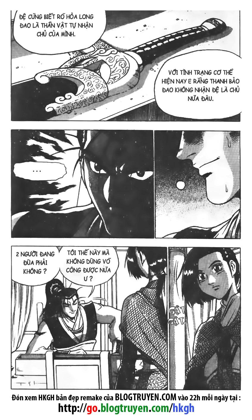 Hiệp Khách Giang Hồ - Hiệp Khách Giang Hồ Chap 163 - Pic 23