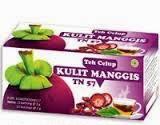 Teh Celup Kulit Manggis