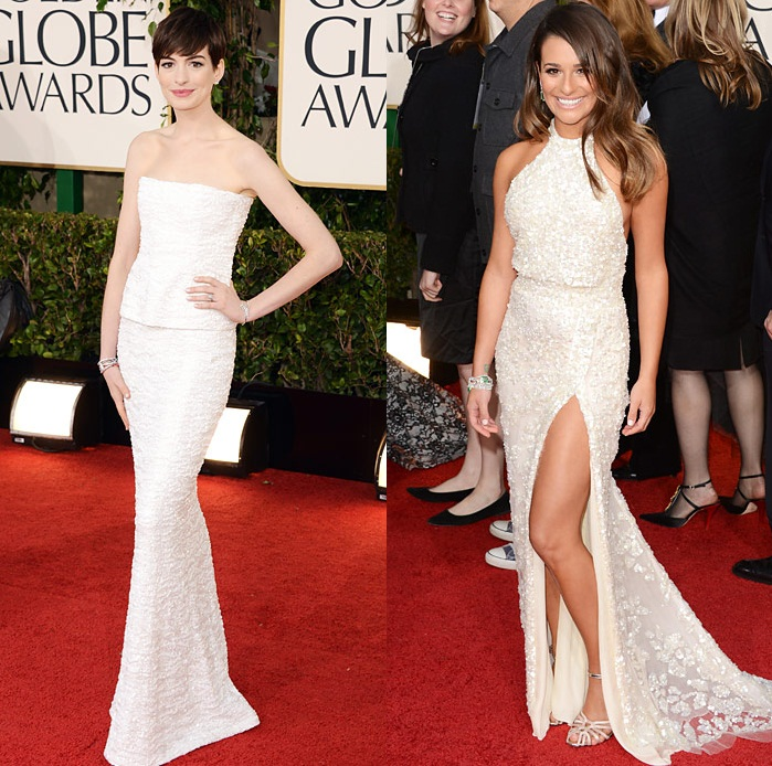 Crystal's Reviews: The 2013 Golden Globe Red Carpet