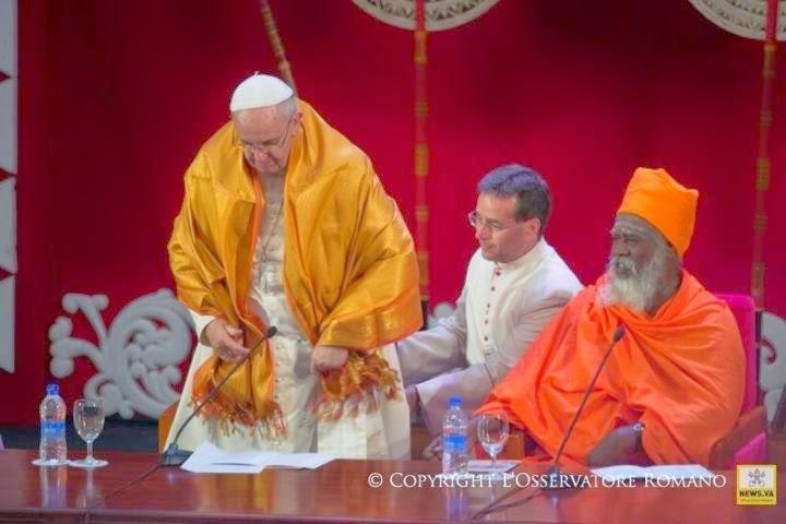 Người ta sẽ thấy tên tiên tri giả đang hợp nhất các giáo hội trên thế giới