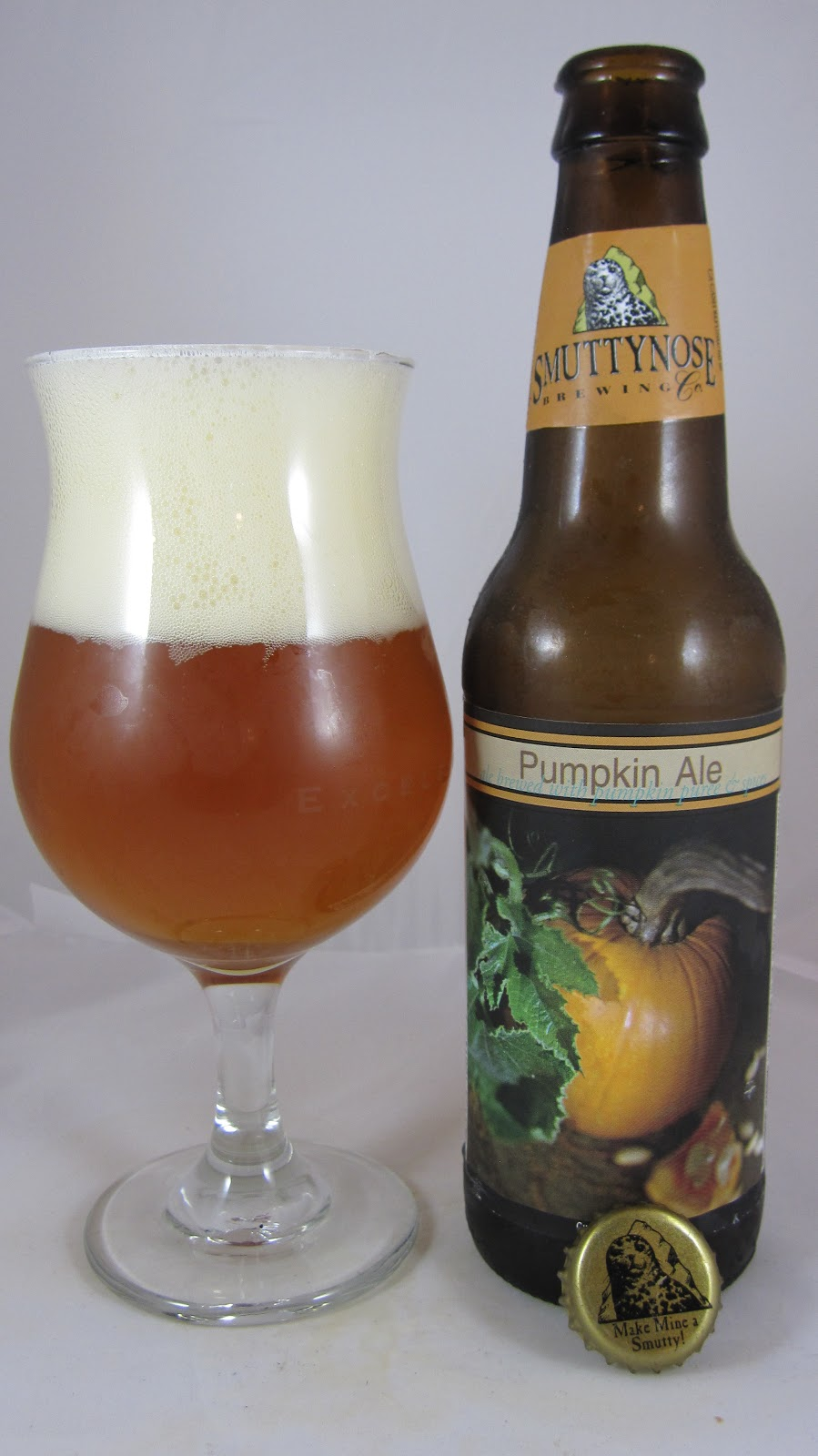 pumpkin ale for zombies