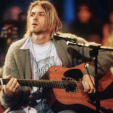 MIRA EL TEMA INEDITO DE KURT COBAIN
