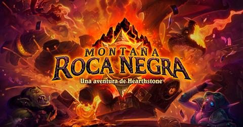 Hearthstone-Montaña-Roca-Negra