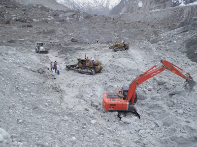 Pakistan Army At Gayani Operation