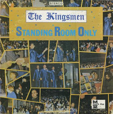 The Kingsmen Quartet-Standing Room Only-