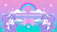 Michi Michi Rainbow Land - 10%