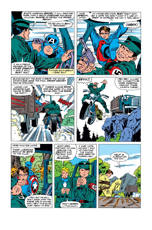 Captain America (1968) Issue #383 #316 - English 30