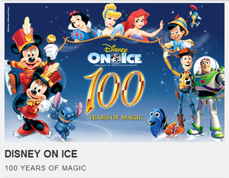 disney on ice – years of magic Brought to you by Feld Entertainment The longer I parent, the more I value gifting experiences to my children (over material things) and building memories with them.