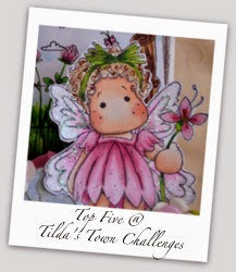 Top 5 Tilda's Town Challenge