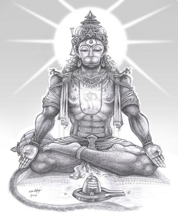 Hanuman: July 2013