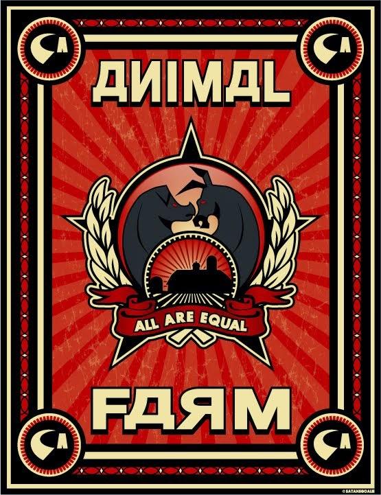 Clássico: Animal Farm - 1954