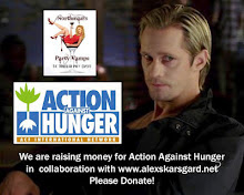 Alex Skarsgard Charity