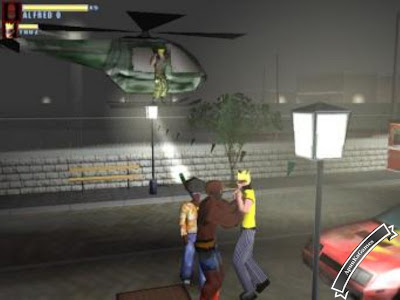 The Rage Screenshots