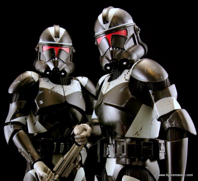 Sideshow Militaries of Star Wars - Utapau Shadow Trooper (Part 3 ...