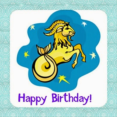 astrology bday cards