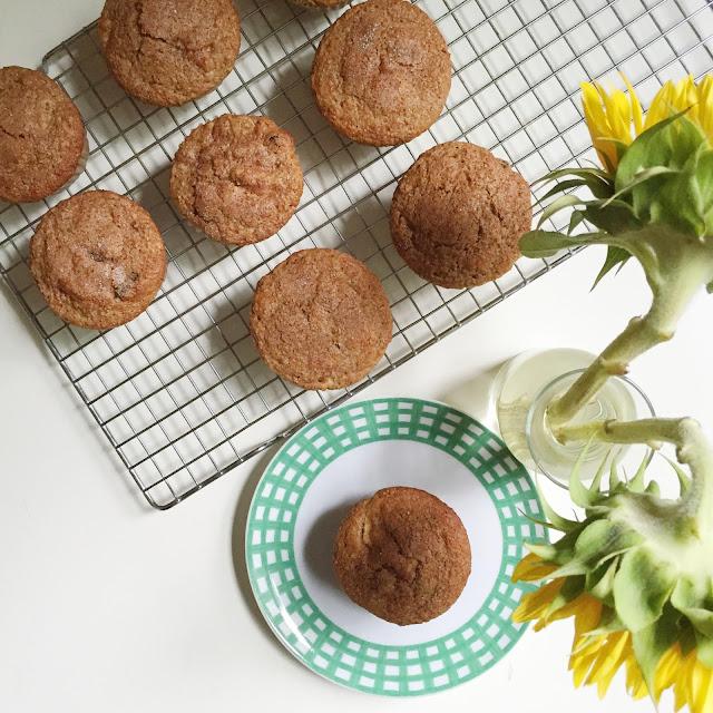 Apple-Bran-Muffins