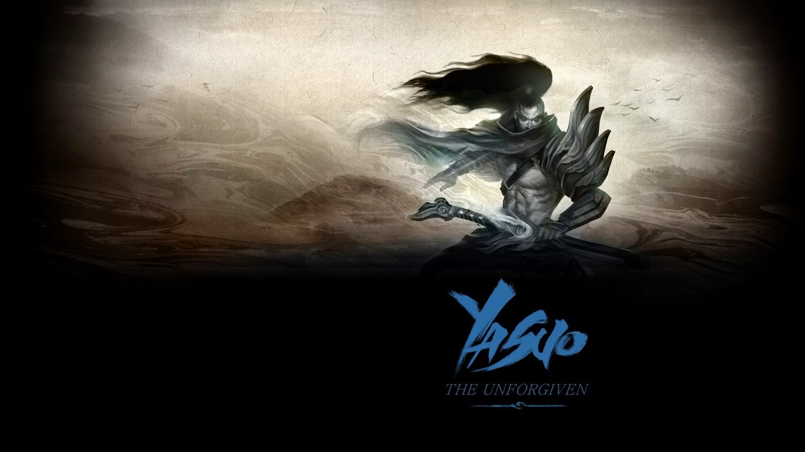 yasuo league of legends wallpaper, yasuo desktop wallpaper