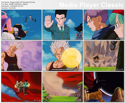 Download Film / Anime Dragon Ball GT Episode 29 Bahasa Indonesia