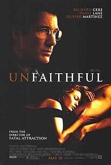 Ngoại Tình - Unfaithful - 2002