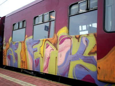 graffiti bombing