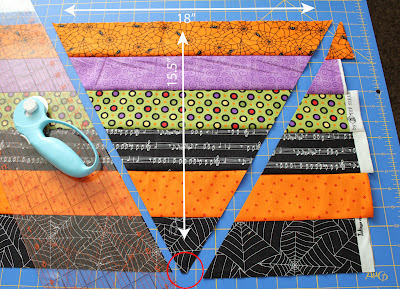 Spiderweb Table Topper Tutorial