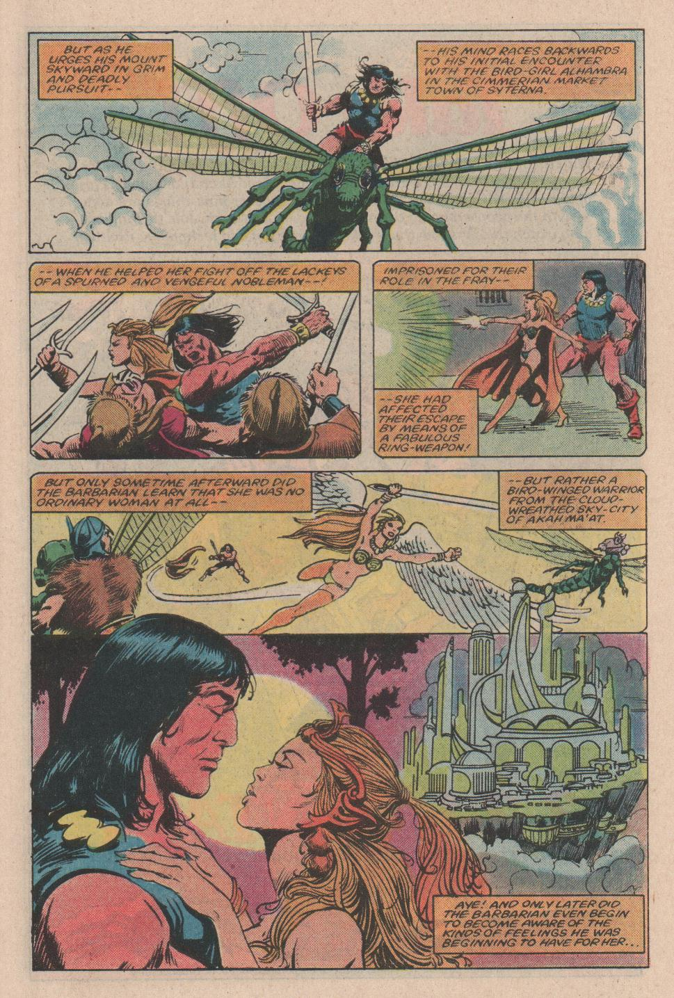 Conan the Barbarian (1970) Issue #154 #166 - English 5
