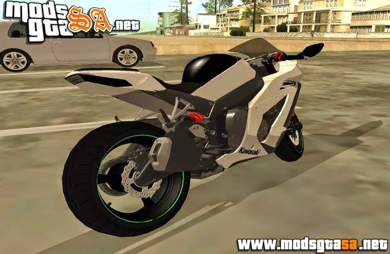 SA - Kawasaki Ninja ZX-10R 2011