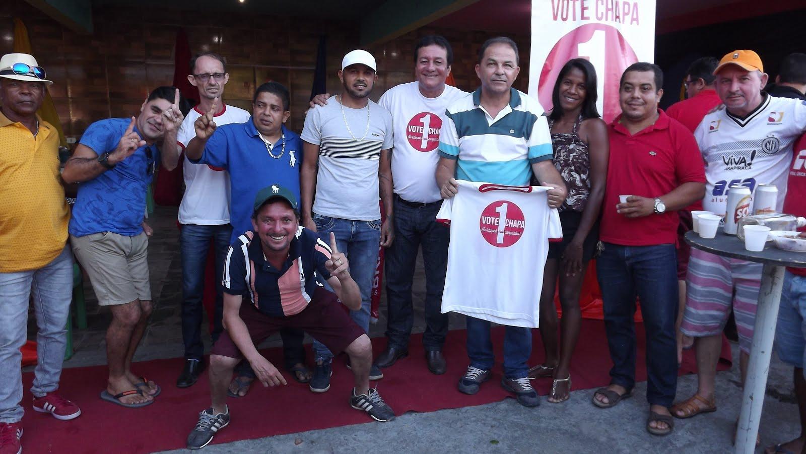 Veja as fotos da 6ª Confraternização dos Servidores Públicos Municipais de União dos Palmares