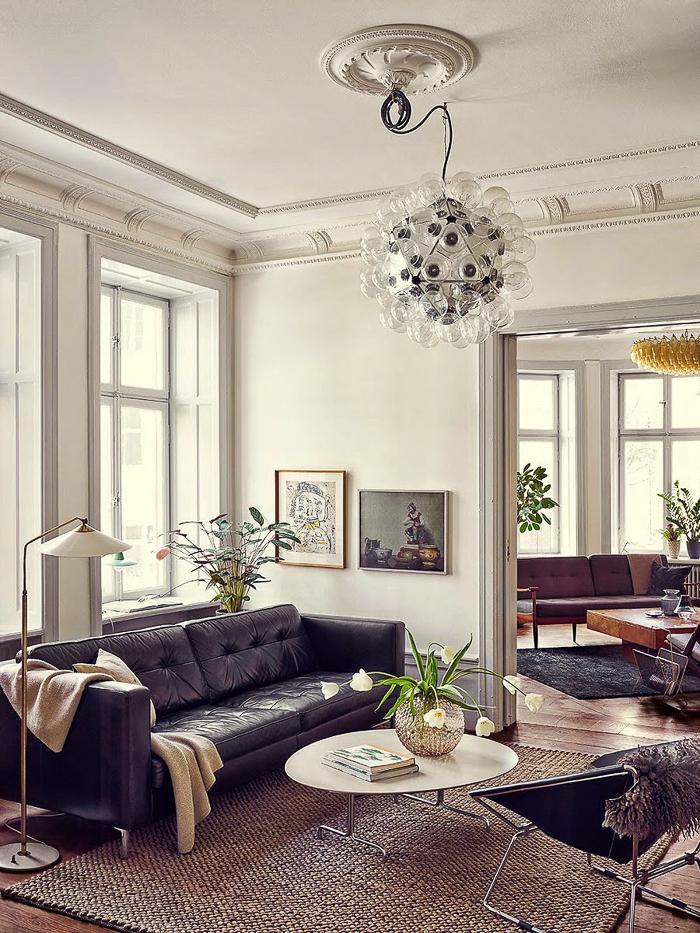 Decoración Blogger valenciana estilo escandinavo apartamento sueco