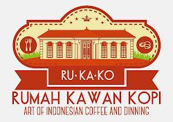 RuKaKo – Rumah Kawan Kopi, Restoran ala Rumah Bangsawan