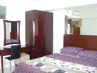 Sewa Apartemen Sahid Metropolitan Residence Jakarta Selatan