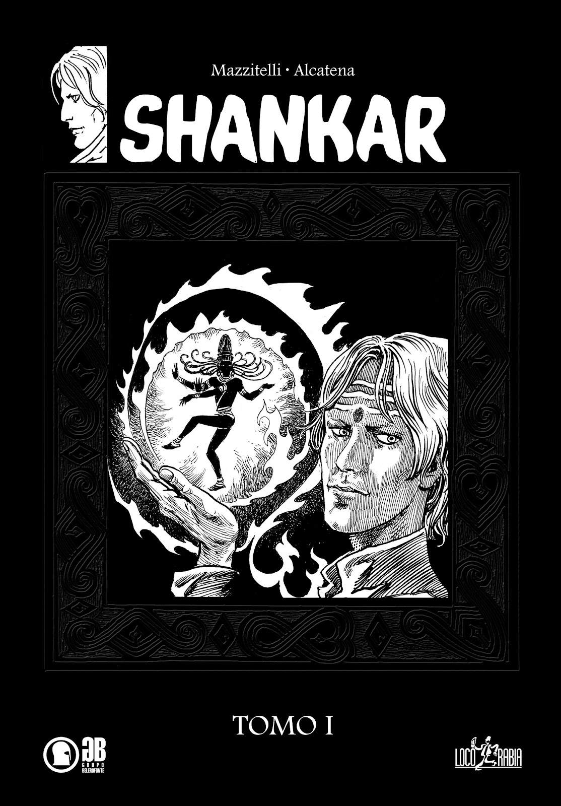 Día de la Historieta Argentina Shankar-TAPA