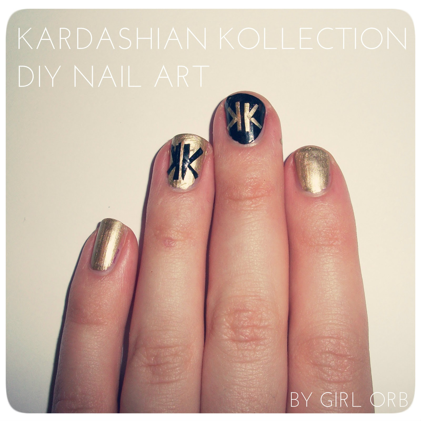 GIRL ORB | UK Fashion & Beauty Blog: Mani Monday | KARDASHIAN ...