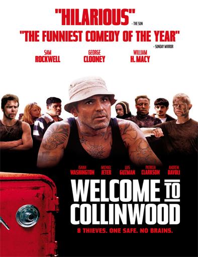 Ver Bienvenidos a Collinwood (Welcome to Collinwood) (2002) Online