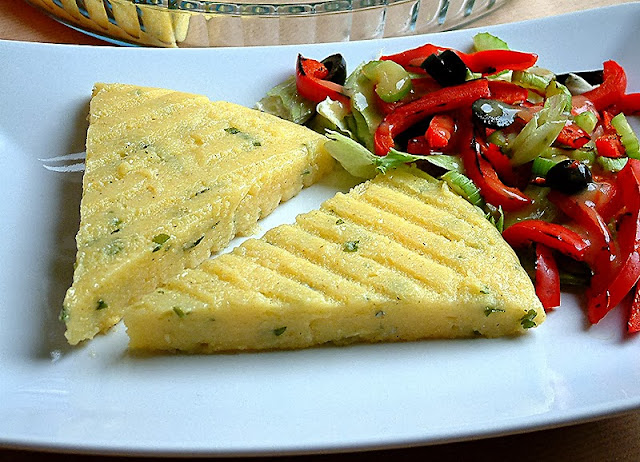 sałatka z grillowanych warzyw kaloryczność dietetyczna kuchnia