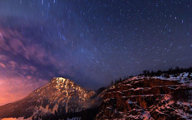 Montanas Alpes de Baviera, Alemania