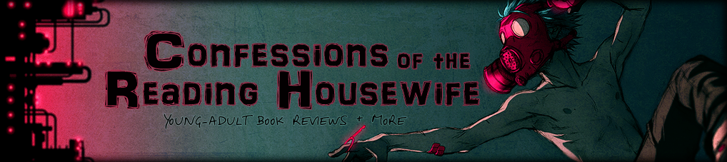 Confessions of the Reading Housewife