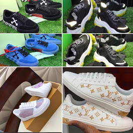 FOOTWEARS & CLOTHINGS (AVAILABLE IN VARIOUS SIZES)