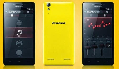 Harga Lenovo K3 Music Lemon