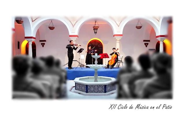 XII Ciclo de Música en el Patio de Alcalá de Guadaíra
