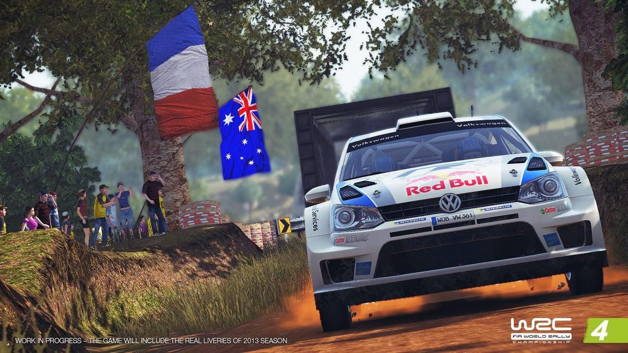 WRC FIA World Rally Championship 4 S3 s WRC FIA World Rally Championship 4