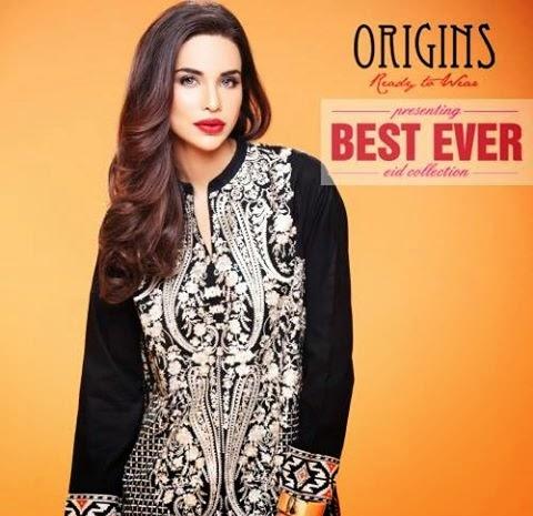 Origins Best Eid Collection 2014