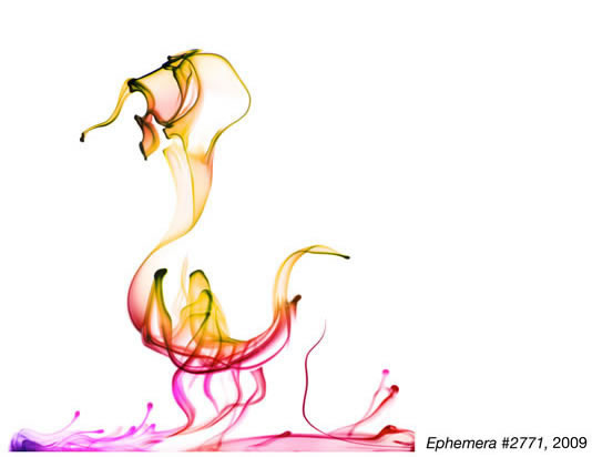 mark laita ephemera cores forma movimento água colorida