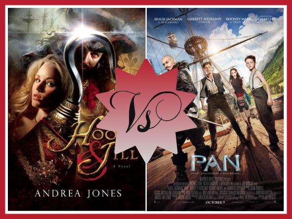 Paper To Popcorn 7 Hook Jill Vs Pan 2015 Cornerfolds