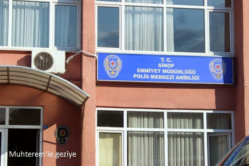 Sinop Polis Merkezi Amirliği