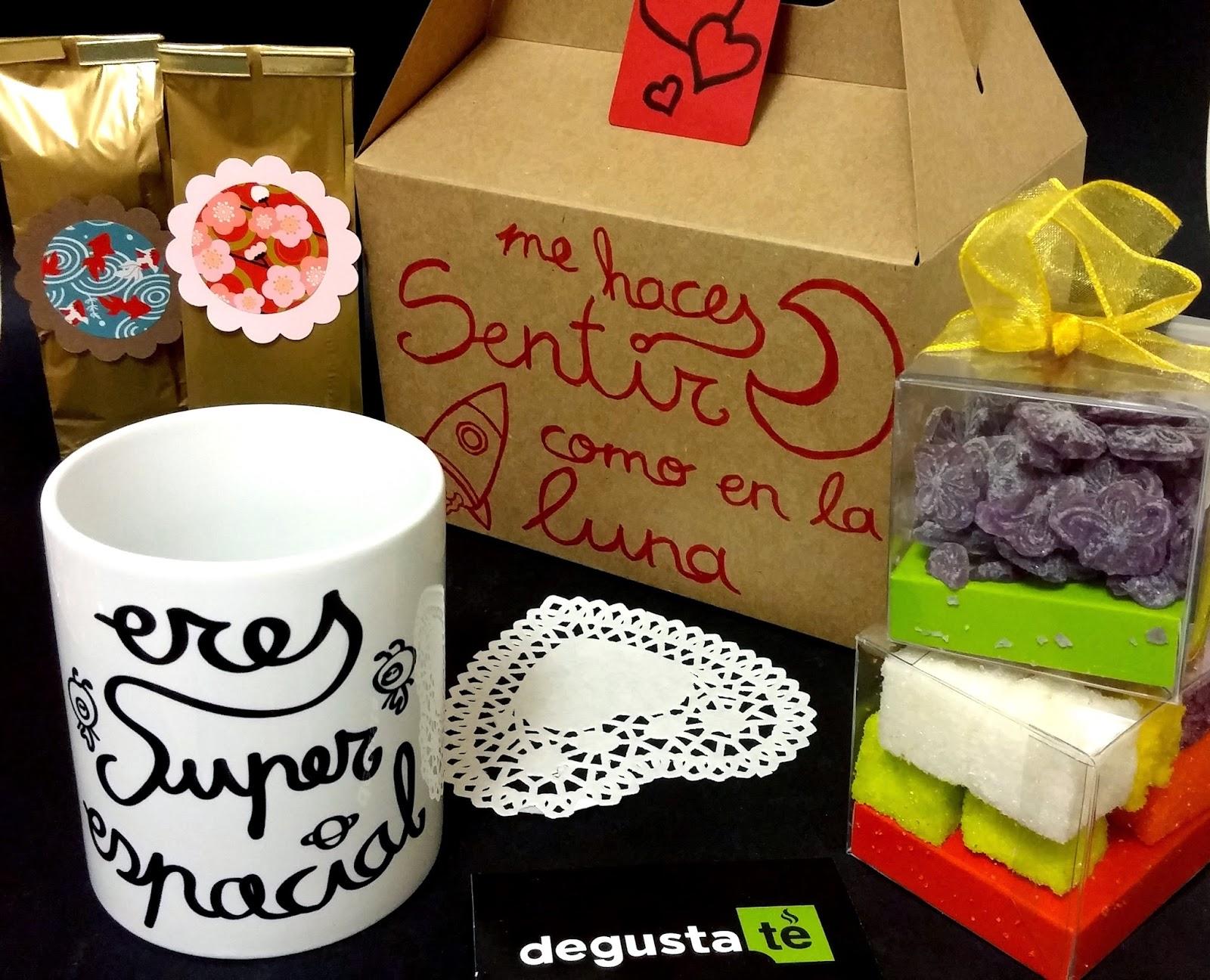 Club degustat regalos con taza para enamorados y apasionados - Tazas de te originales ...