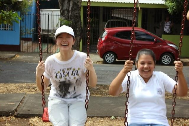 Silly Swinging