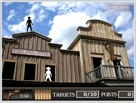 Kovboy Kasabası Oyunu