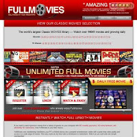 Instantly Stream Unlimited Full Movies directly to your PC or